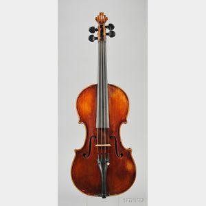 Italian Violin, Raffaele Giusquiani, Arezzo, 1929