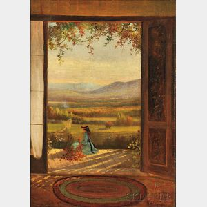 Samuel W. Griggs (American, 1827-1898)      Sandwich Range from Jackson