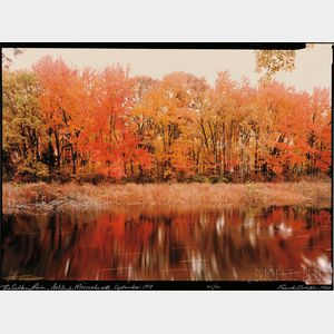 Frank Gohlke (American, b. 1942)      The Sudbury River, Ashland, Massachusetts