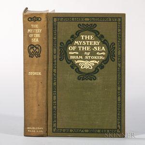 Stoker, Bram (1847-1912) The Mystery of the Sea  , Author's Presentation Copy.