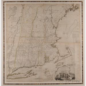 Sold for: $10,073 - (Maps and Charts, North America), Jefferys, Thomas (d. 1771)