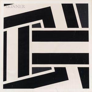 Pierre Clerk (Canadian, b. 1928)      Untitled