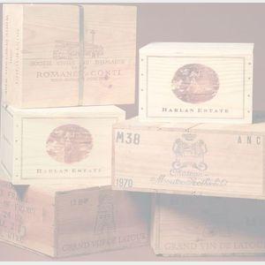 Great Vintage Bordeaux Magnums