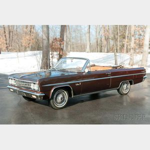 1963 Oldsmobile Cutlass Convertible