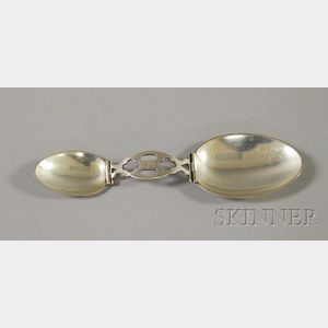 Gorham Sterling Silver Traveling Spoon
