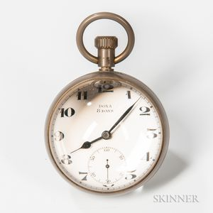3 1/2-inch Paperweight Clock
