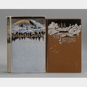 (Arctic Exploration), Pictorial Cloth, Two Titles