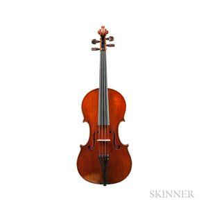 Violin, Attributed to Erminio Farina