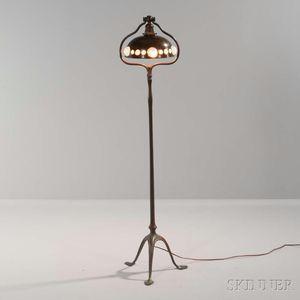 Tiffany Studios Floor Lamp