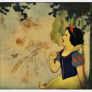 Walt Disney Studios (American, 20th Century)      Snow White