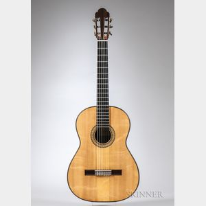 Classical Guitar, Alfredo Velazquez, 2004