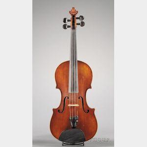 Italian Violin, Rodolfo Tramonti, Forli, 1947