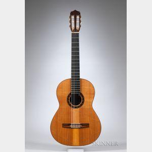 Classical Guitar, John M. Gilbert, 1980