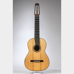 8-String Classical Guitar, Simon Ambridge, 2002