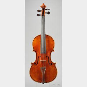 Modern Italian Violin, Pedrazzini Workshop, Milan, 1950