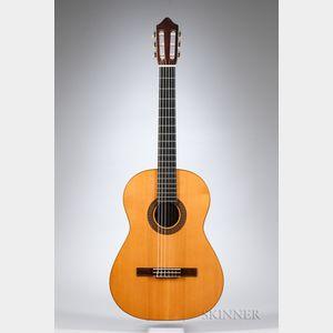 Classical Guitar, Michael Gurian, c. 1970