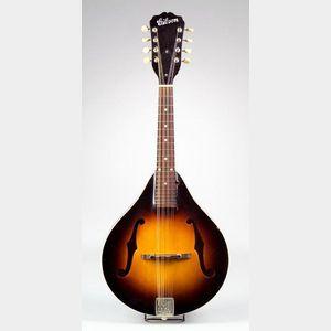 American Mandolin, Gibson Incorporated, Kalamazoo, c. 1945,  Model A-50