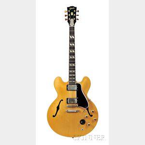 American Guitar, Gibson Incorporated, Kalamazoo, 1959, Style ES-345