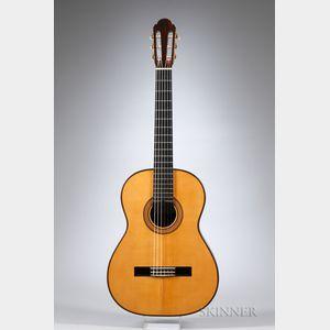 Classical Guitar, Manuel Velazquez, 1990