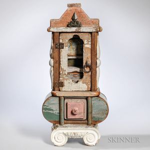 Lin Dunbrack Assemblages Sculpture
