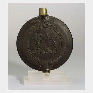 Staffordshire Black Basalt Pendulum