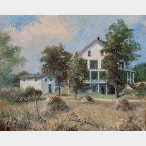 Lila Hetzel (American, 1873-1967)      My Home