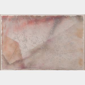 American School, 20th Century      Untitled Abstraction
