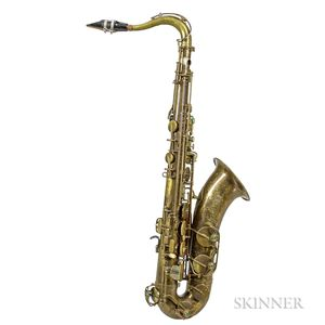 Tenor Saxophone, Selmer Super Action 80, 1983
