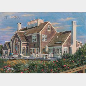 R. Benjamin Jones (American, b. 1936)      Sunshine Cottage