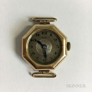 14kt Gold Lady's Wristwatch