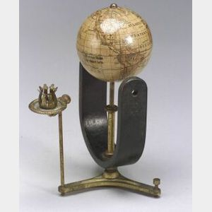 Electrical Globe by Albert Lotz