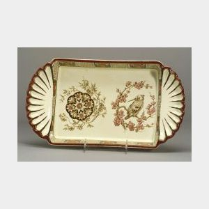 Wedgwood Queen's Ware Tray