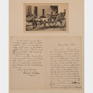Clemens, Samuel Langhorne (1835-1910)