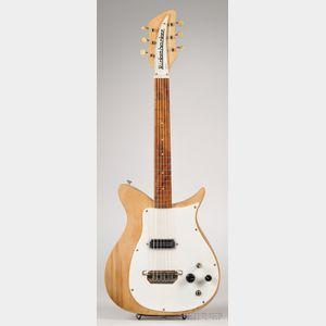 American Electric Guitar, Rickenbacker Company, Santa Ana, 1963, Model 1000