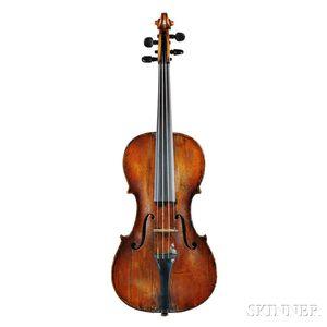 Violin, Probably Italian, c.1800