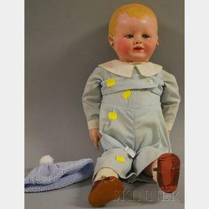 Martha Chase Cloth Hospital Baby Doll