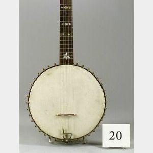 American Five-String Banjo, for George Dobson, c. 1900