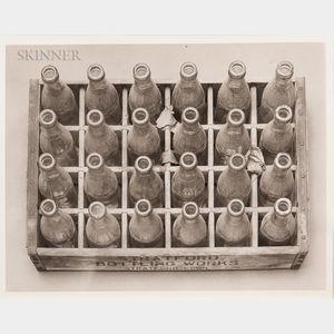 John Gruen (French, 1926-2016)      Ventilation Tubes No. 2