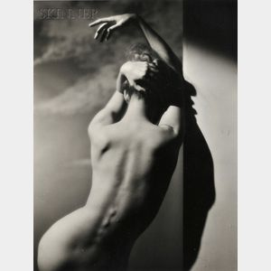 George Platt Lynes (American, 1907-1955)      Female Nude