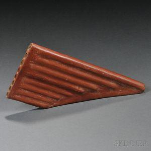 Nasca Ceramic Panpipes