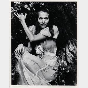 Judy Dater (American, b. 1941)    Twinka, 1970