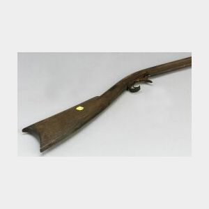 Underhammer Percussion Rifle