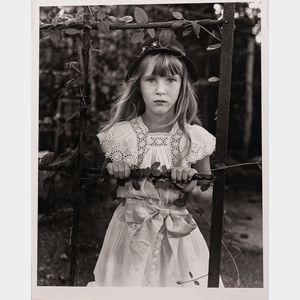 Jock Sturges (American, b. 1947)    Lidwine, Orléans, France, 1987