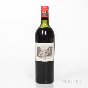 Chateau Lafite Rothschild 1953, 1 bottle