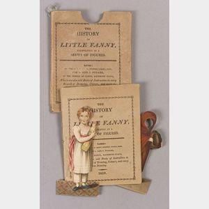 The History of Little Fanny Exemplified in a Series of Figures