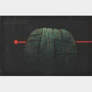 Yozo Hamaguchi (Japanese, 1909-2000)      Ball of Yarn