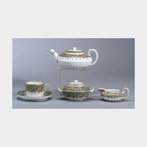 Wedgwood Bone China Partial Tea Set