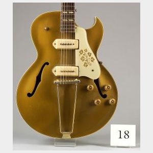 American Archtop Electric Guitar, Gibson Incorporated, Kalamazoo, 1953, Model ES-295