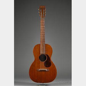 American Guitar, C.F. Martin & Company, Nazareth, 1936, Model 0-17 H
