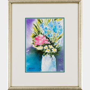 Judith Freeman Clark (Massachusetts, b. 1949), Mixed Bouquet